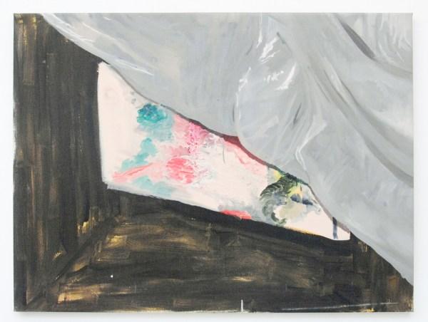 Pere Llobera - Language Fight - 75x100cm Olieverf op canvas
