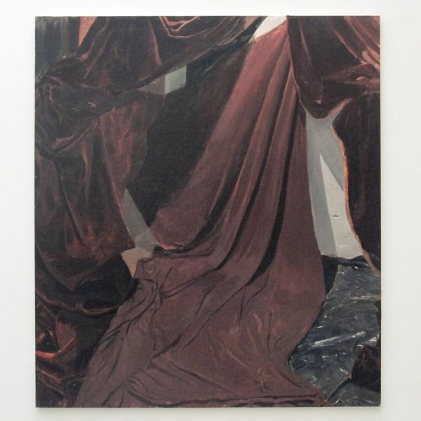 Pere Llobera - Record sense veu 1 - 170x150cm Olieverf op canvas