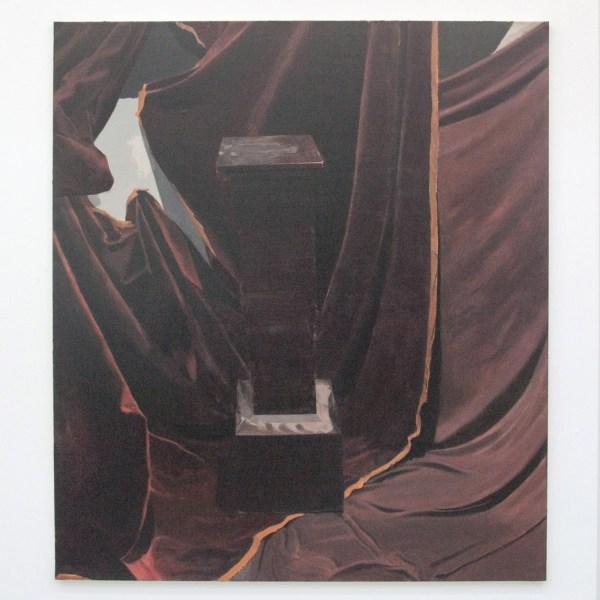 Pere Llobera - Record sense veu 2 - 170x150cm Olieverf op canvas