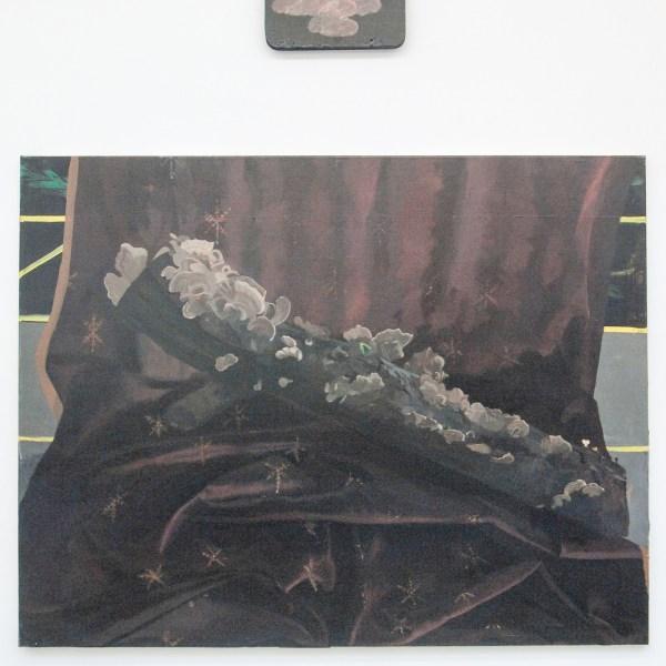 Pere Llobera - Tio lisergic - 114x145cm Olieverf op canvas