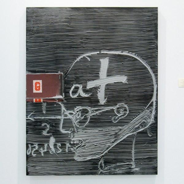 Schwarzer Galerie - Antoni Tapies