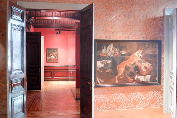 Museum M stijlkamer, Vander Kelen-Mertens