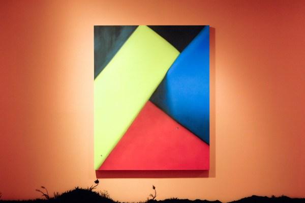 Friedrich Kunath - You Go Your Way, I'll Go Mine - 153x122cm Acrylverf op doek