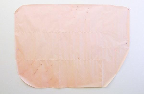 Guy Mees - Untitled - 232x169cm Pastel op papier, 1978-1979