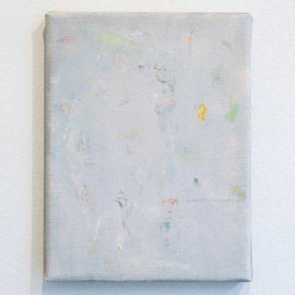 Maaike Schoorel - Bird - 24x18cm Olieverf op canvas