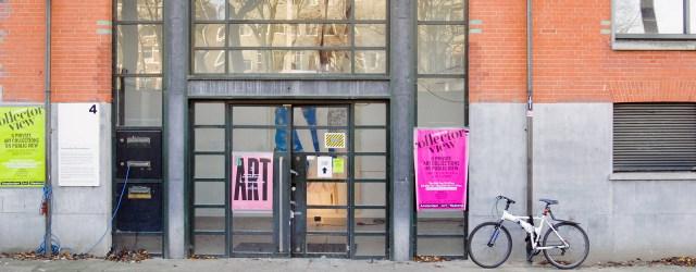 In hetzelfde gebouw als de eerder besproken Big Art Fair vind ook Collectors View plaats. Het is een gelegenheidsformatie van zes verschillende verzamelaars (opererend onder de volgende pseudoniemen Plancius Art […]