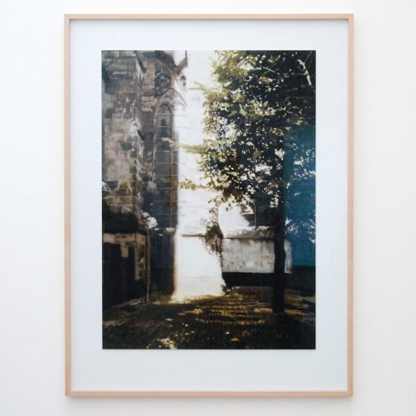 Gerhard Richter - Cathedral Corner I - Pigmentdruk op papier
