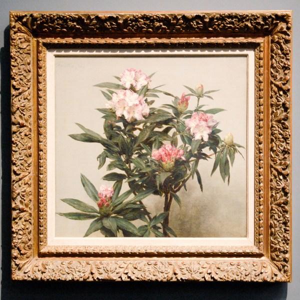 Henri Fantin-Latour - 56x58cm Olieverf op canvas, 1874