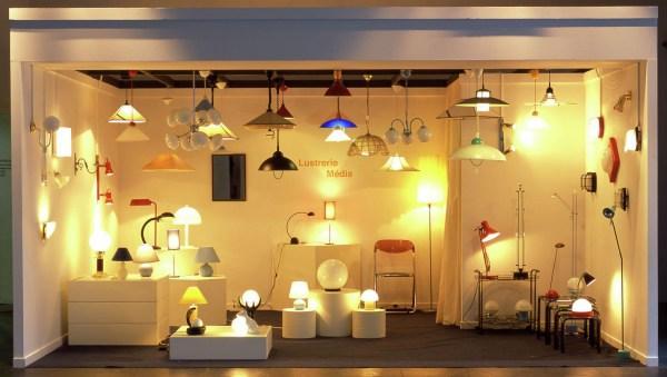 1984 - Guillaume Bijl - Lustrerie Media - Installatie
