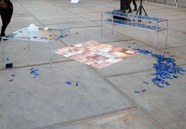 Mertens Frames Project Space by Plan B - Franesca Burratelli