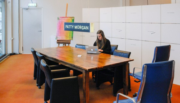 Patty Morgan - Boardroom Sessions