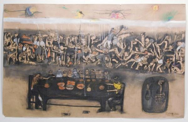 Sanaa Galerie - Joel Mpah Dooh