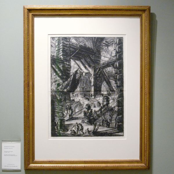 Helmut H Rumbler - Giovanni Battista Piranesi