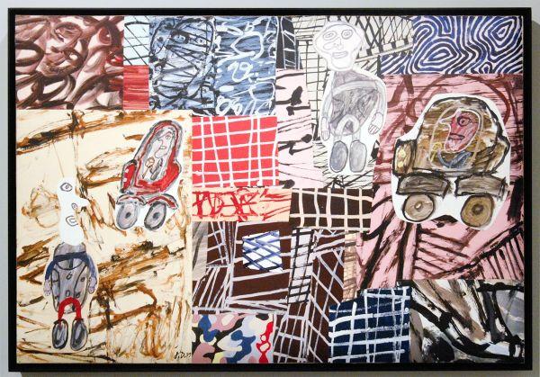 Hopkins - Jean Dubuffet
