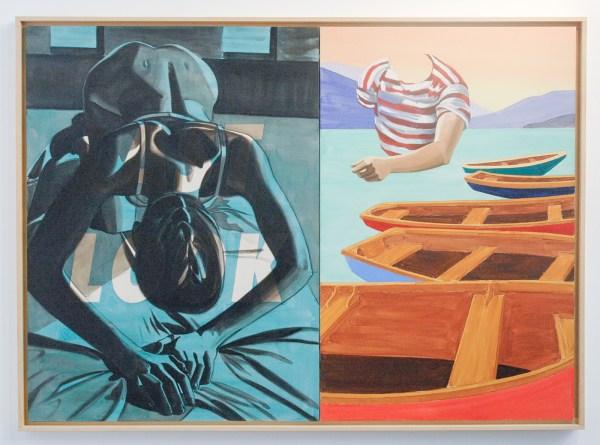 Mazzoli Galerie - David Salle