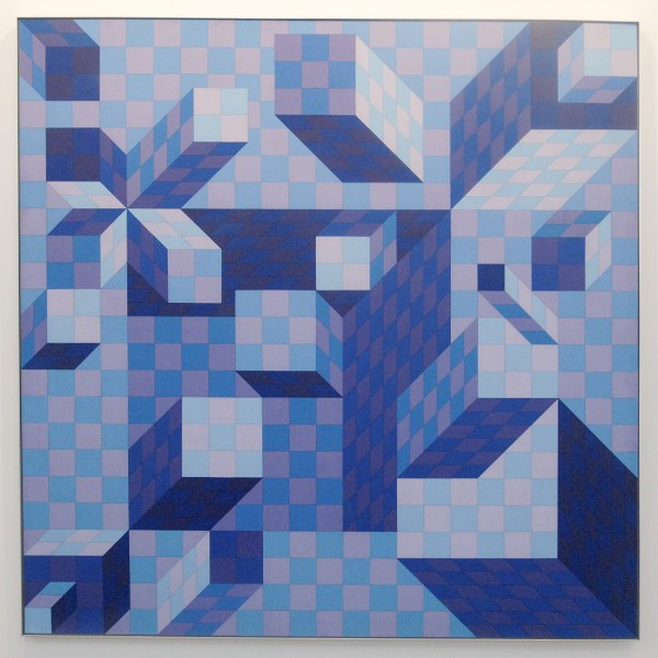 Repetto Gallery - Victor Vasarely