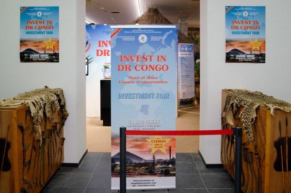 Invest in Congo