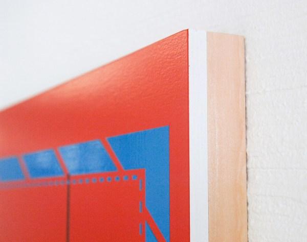 Sindy - Onbekende titel - Schilderij (detail)