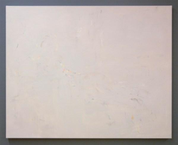 Maaike Schoorel - Odalisque in Grey - Olieverf op doek, 2014-2015