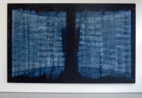 Robert Zandvliet - Stage of Being II - 231x369cm Acrylverf op linnen