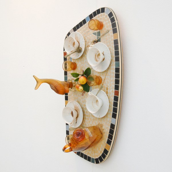 Schoots + Van Duyse Galerie - Daniel Spoerri