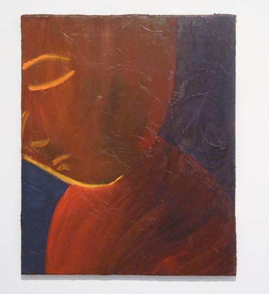 Julius Stibbe - 25 Februari - 60x50cm Olieverf op canvas