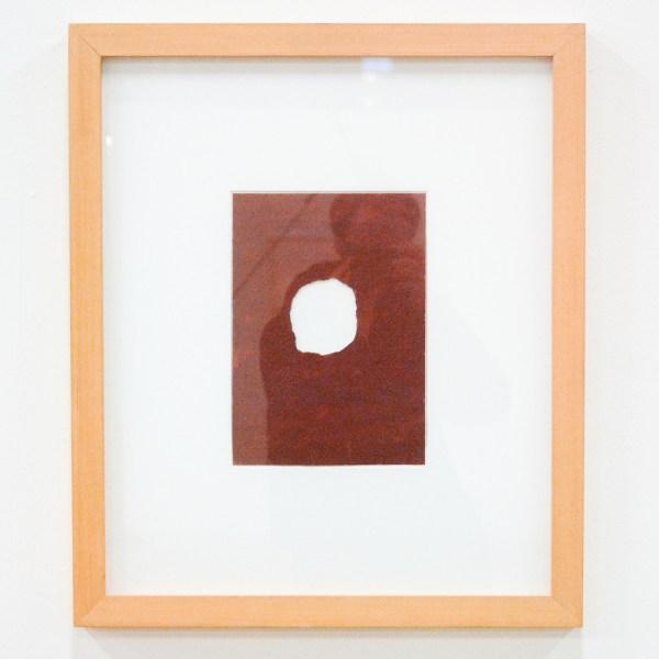 Joseph Beuys - Das Loch - 30x21cm, Boter, bijenwas en hout