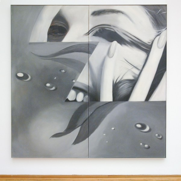 James Rosenquist - Zone - Olieverf op canvas