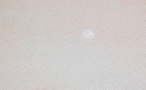 Joan van Barneveld - Ghost Tropic - 135x140cm Acrylverf op canvas, zeefdruk (detail)