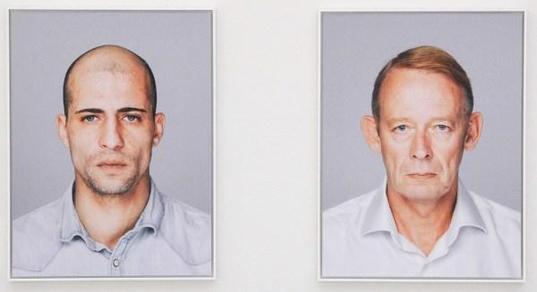 Rene Bosch - Who Are We Again - Foto's uit een reeks van 50 (detail)