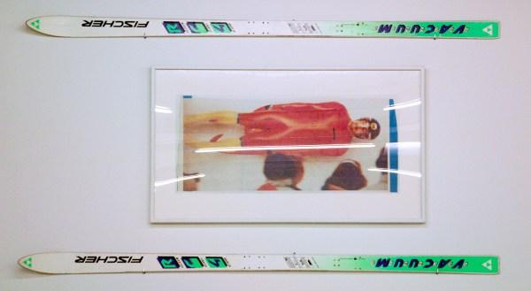 Jan Hendrikse - Ski - Fotografie en Skis, 1986