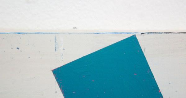 Ellen de Bruijne Projects - Alain Biltereyst - Onbekende titel - 17x23cm Acrylverf op multiplex (detail)