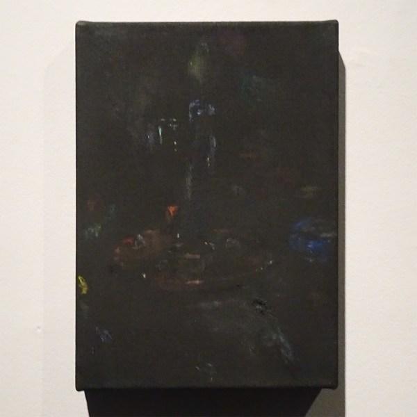 Maaike Schoorel - Candle still-life - 36x25cm Olieverf op canvas
