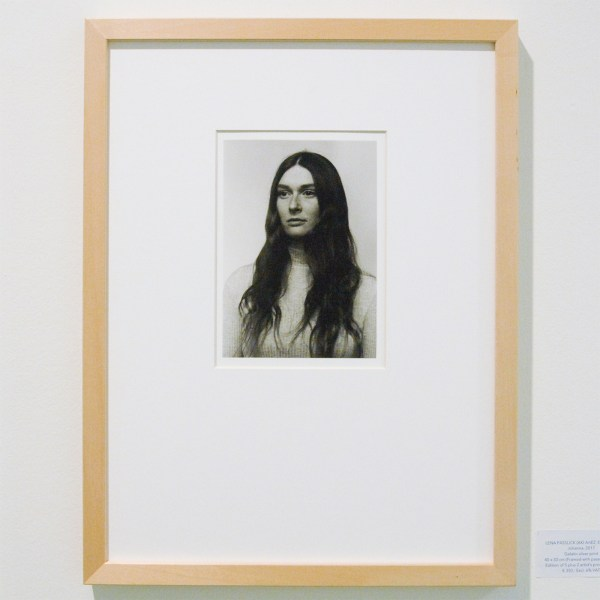 Lena Passlick - Johanna - 40x30cm Zilvergelatine druk