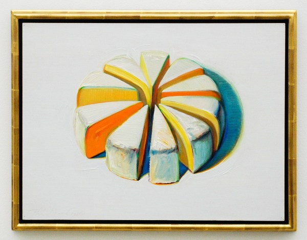 Wayne Thiebaud - Sun Fruit - 1963 (?)