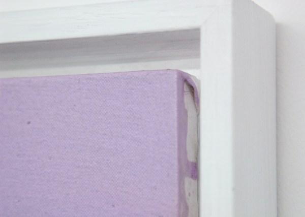 Lieven Hendriks - Zonder Titel - Elk 90x80cm Acrylverf op polyester canvas (detail)