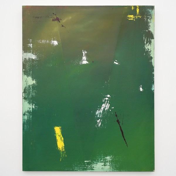 Raoul de Keyser - Wrak - Olieverf op doek, 1983-1984