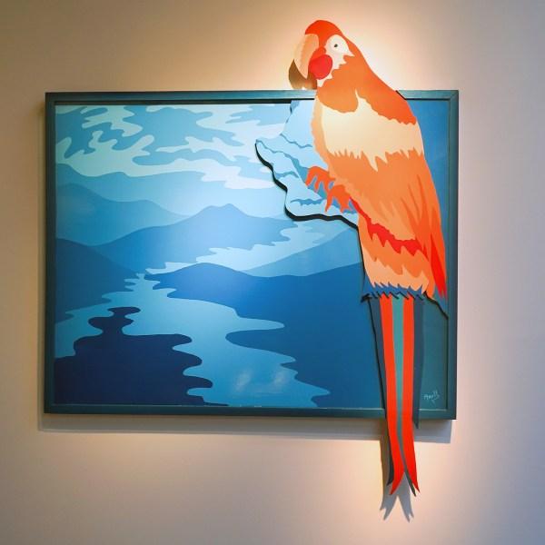 De La Beraudiere Galerie - Evelyne Axell