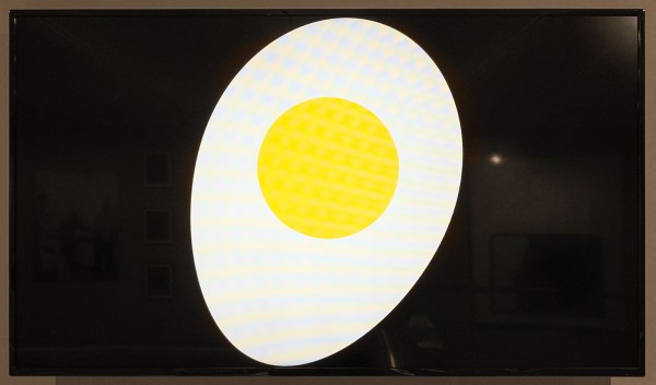 Rafael Rozendaal - Egg alone,com - Website