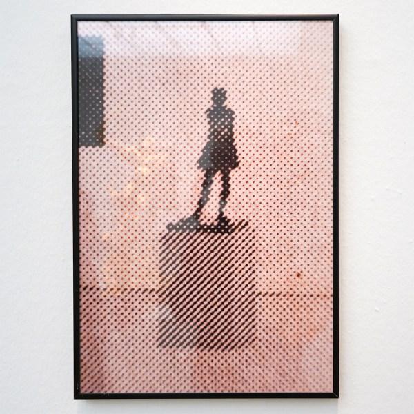 Daan van Golden - Zonder Titel (Danseresje Degas) - C-print op PE-Papier - Collectie Ministerie van Buitenlandse Zaken