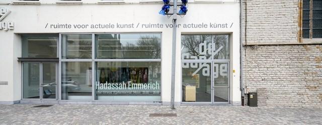 Een aantal jaar terug was er de soloshow van Hadassah Emmerich (1974) bij *Schunck. Het getoonde werk had voldoende kwaliteit, maar toch was het geen samenhangende tentoonstelling. Het werk dat […]