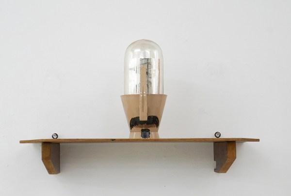 Emo Verkerk - Frank Zappa - 26x17x14cm Olieverf op kunststof en glas