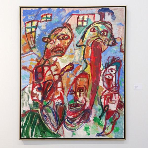Moderne Silkeborg Galerie - Lucebert