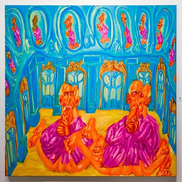Ruberl Galerie - Michael Horsky
