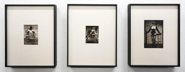 Pierre Molinier - Zonder Titels (zelfportret) - 17x11cm Vintage gelatine zilverprint