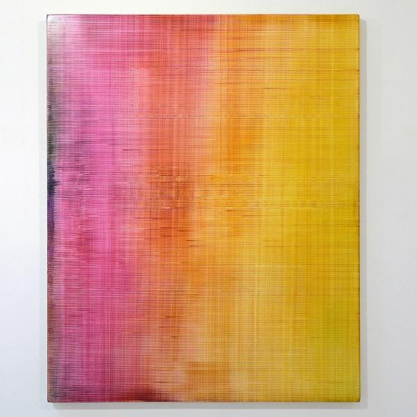 Rob Bouwman - Untitled - 180x145cm Olieverf en alkydverf op paneel