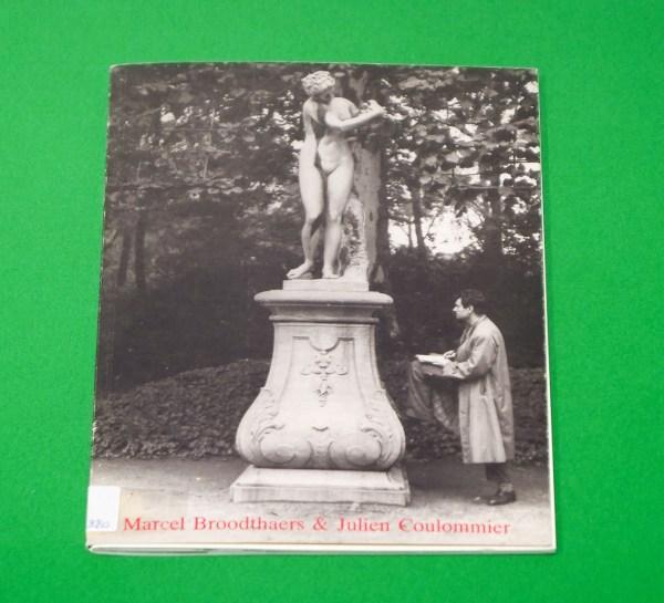 Marcel Broodthaers & Julien Coulommier - Statues de Bruxelles