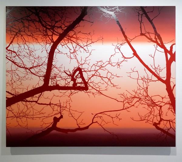 Tycho van Zomeren - Inner Horizon - 200x250cm Olieverf en acrylverf op canvas