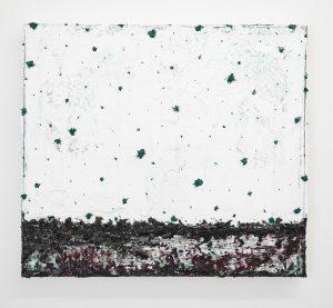 Ronald Zuurmond - Bij Nacht II - 40x45cm Olieverf op canvas