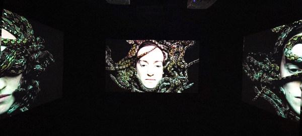 Juul Kraijer - Spawn - 14,12 minuten, Drie-kanaals Video-loop, Editie van 6
